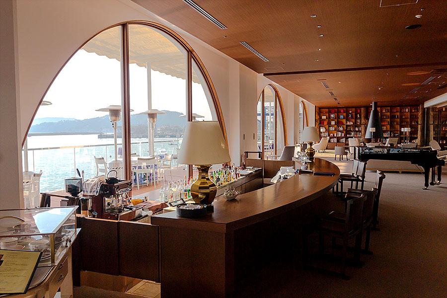 Hotel Limani lounge
