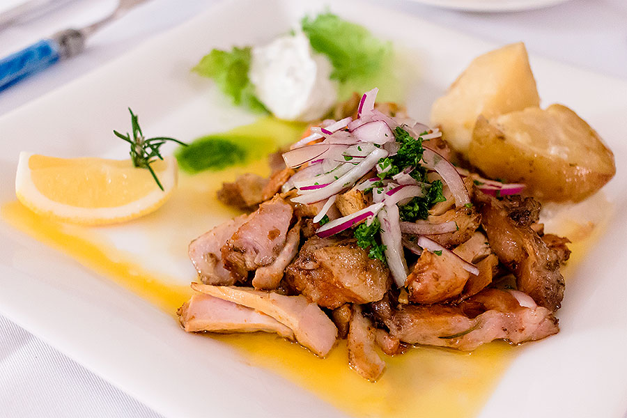 Hotel Limani culinary
