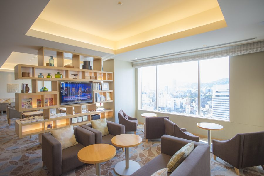 Das Sheraton Grand Hiroshima Hotel Vom Zug Direkt In Luxus Setouchi Reflection Trip