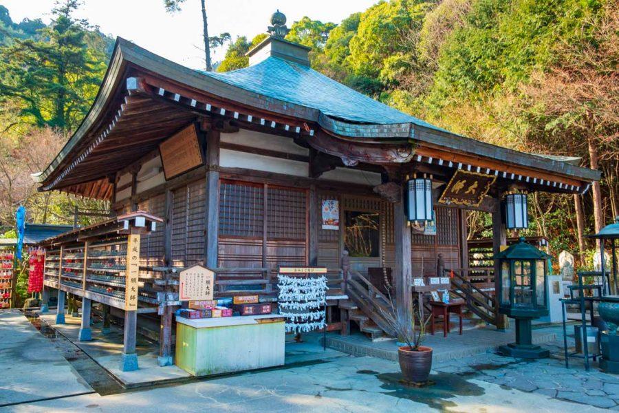 Daisho-in, a Japanese temple on Miyajima