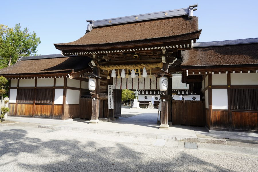 Izanagi Shrine is a traditional Japanese shrine considered to be one of Japan's oldest.