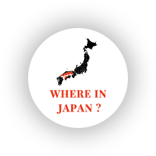 where in japan